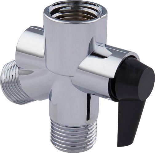 Plumbshop Personal Shower Diverter, Chrome