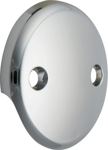 Plumbshop Universal Round Overflow Plate Product image