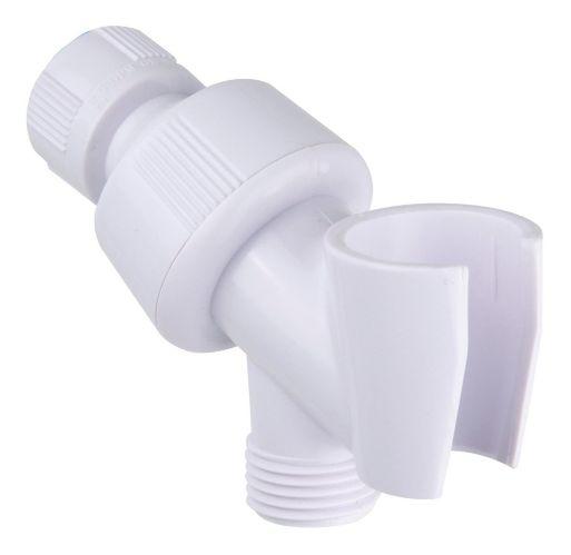 Support pour bras de douche Plumbshop, blanc Image de l'article