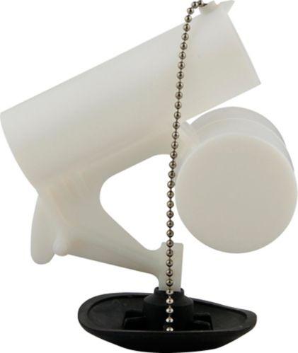 Soupape de chasse d'eau PlumbShop avec actionneur à inclinaison, type 5 Image de l'article