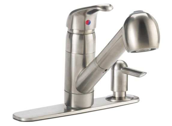 Peerless Pull Out Kitchen Faucet Canadian Tire