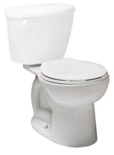 Toilette à cuvette ronde Crane Plumbing Eco-Opus 3 Image de l'article
