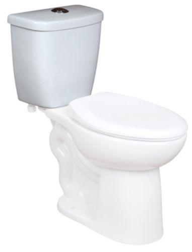 Toilette à chasse double Danze Aurora, 4 L et 6 L Image de l'article