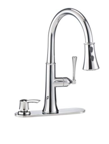 Danze Cassandra Pull Down Kitchen Faucet, Chrome Product image