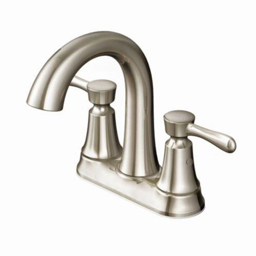 Danze Brooklyn Lavatory Faucet, Brushed Nickel Product image