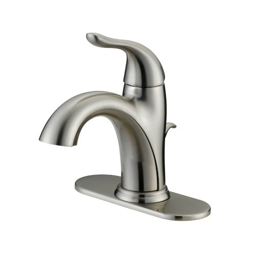Danze Mystic Lavatory Faucet, Brushed Nickel Product image