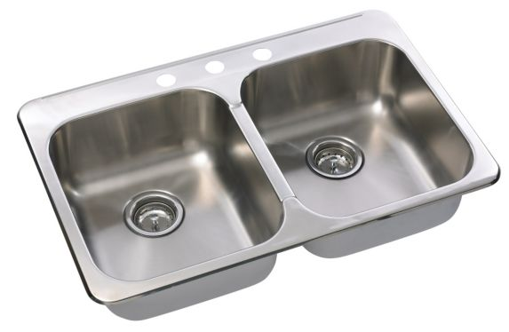 Likewise Kitchen Sink with Spillway Product image