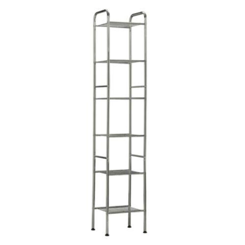 Sauder Nautilus Chrome Linen Tower Product image