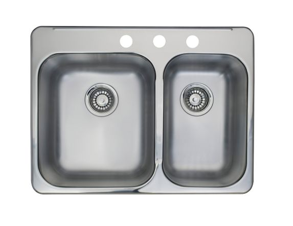 Kindred Double Bowl Kitchen Sink Product image