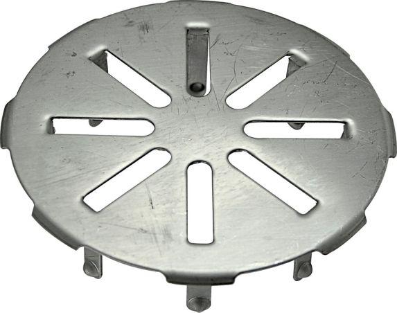 Couvercle de bonde de 5 po Plumbshop, diamètre intérieur de 4 po, paq. 1 Image de l'article