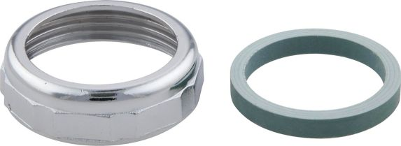 Plumbshop Slip Joint Nut & Washer, 1/4-in OD, 1-pk Product image
