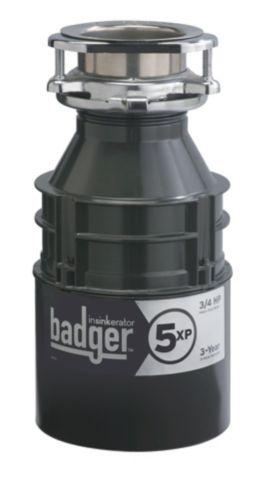 Insinkerator Badger 5XP Food Waste Disposal Product image