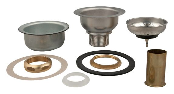 Universal Premium Basket Strainer Assembly Kit, 4-1/2-in Product image