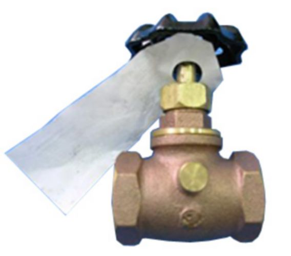 Plumbshop Compression Valve with Drain Product image