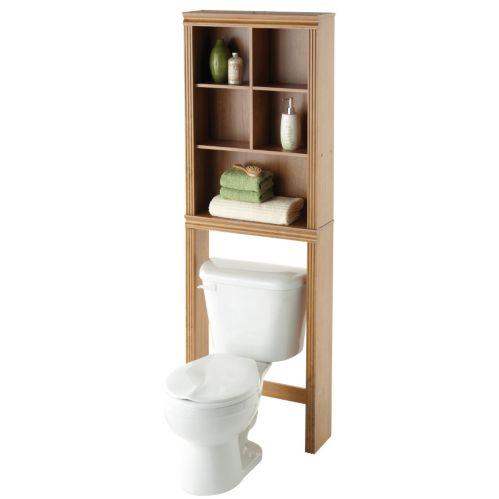 Sauder Highland Oak Bathroom Space Saver Product image