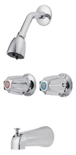 PlumbShop® 2-Handle Tub & Shower Product image