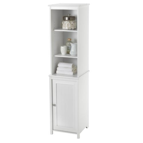 Sauder Caraway Linen Tower Product image
