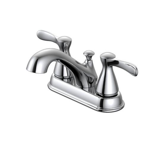 Robinet de lavabo Danze Lakeville, 2 leviers, chrome Image de l'article