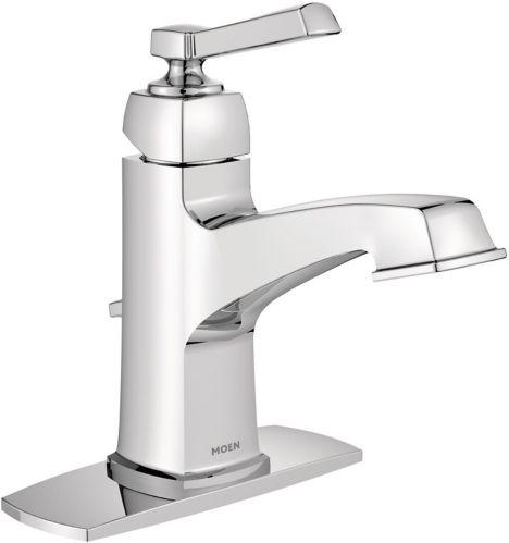 Moen Boardwalk 1-Handle Lavatory Faucet, Chrome Product image