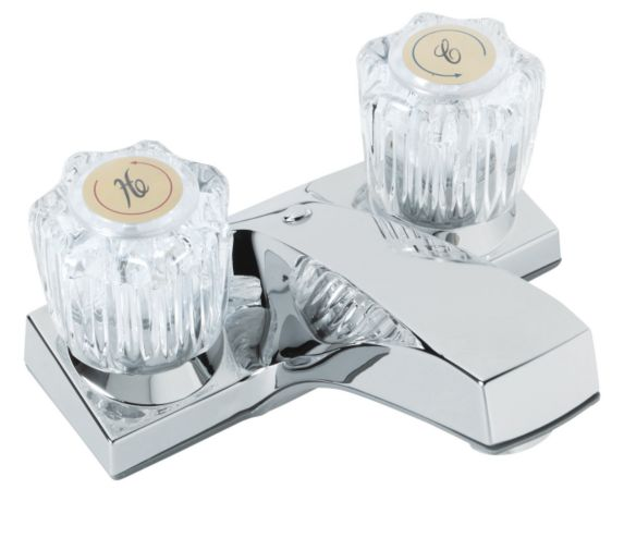 Danze 2-Handle Lavatory Faucet, Chrome Product image