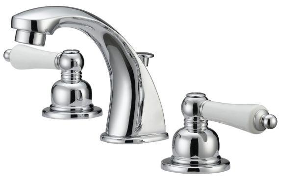 Mini robinet à large diffusion Danze Sheridan Image de l'article