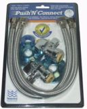 Push'N'Connect Faucet Hook-up Kit | Waterlinenull