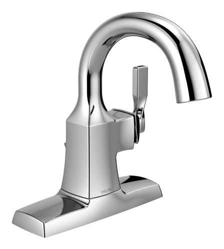 Robinet de lavabo Delta Sawyer, 1 levier, chrome Image de l'article