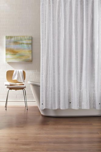 CANVAS String Dot Shower Curtain Product image