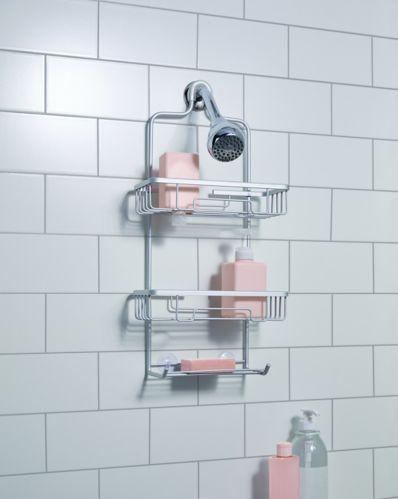 Range-accessoires de bain en aluminium Type A Image de l'article