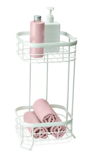 type A 2-Tier Floor Bath Caddy Product image