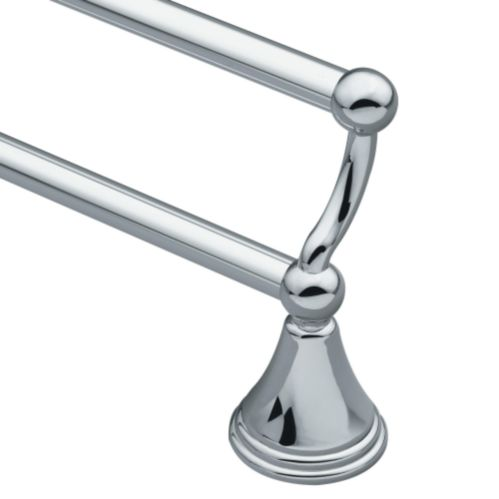 Preston Double Towel Bar, 24-in Product image