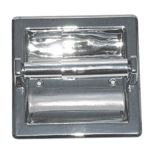 Recessed Toilet Paper Holder Chrome Canadian Tire