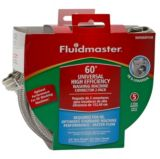 High Efficiency Washing Machine Connectors, 2-pack | Fluidmasternull
