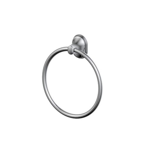 Lakeville Collection Towel Ring, Chrome Product image