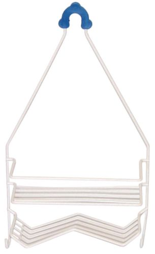 Simplicite Shower Caddy, White Product image