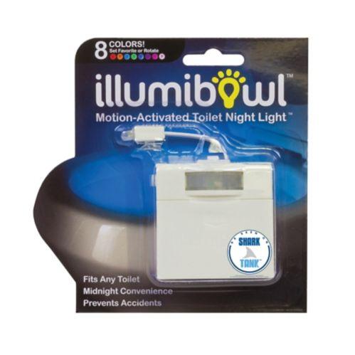 Illumibowl Motion Activated Bathroom Light Product image