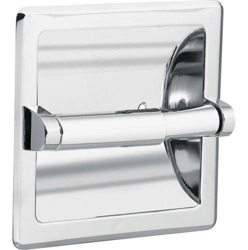 Moen Donner Recessed Toilet Paper Holder, Chrome Product image