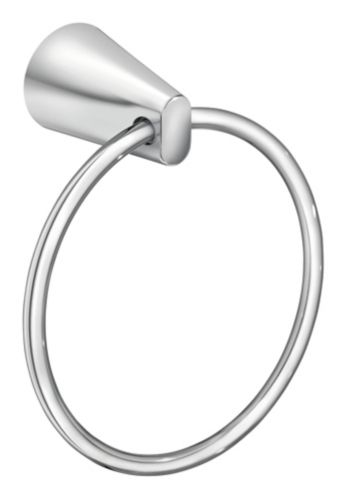 Moen Kasey Towel Ring, Chrome Product image