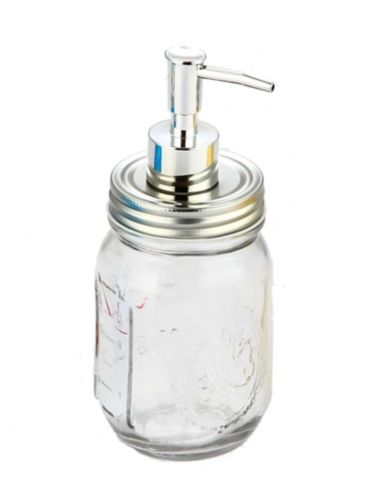 For Living Mason Jar Soap Pump Product image