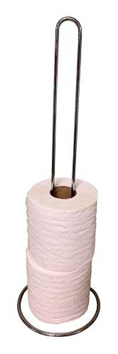Porte-papier hygiénique For Living, chromé Image de l'article
