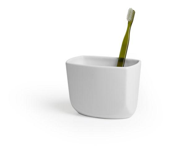 Porte-brosses à dents Umbra Corsa en céramique Image de l'article
