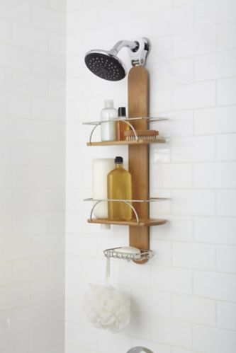 CANVAS Bamboo Shower Caddy Product image