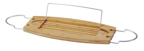 CANVAS Bamboo Bathtub Caddy Product image