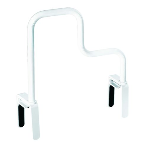Moen Multi-Grip Tub Safety Bar, White Product image