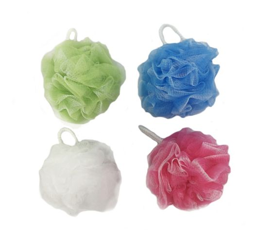 Maison Kleen Loofah Shower Sponge, Assorted Product image