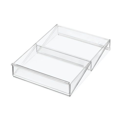 The Home Edit by iDESIGN Angled Expandable Drawer Organizer Product image