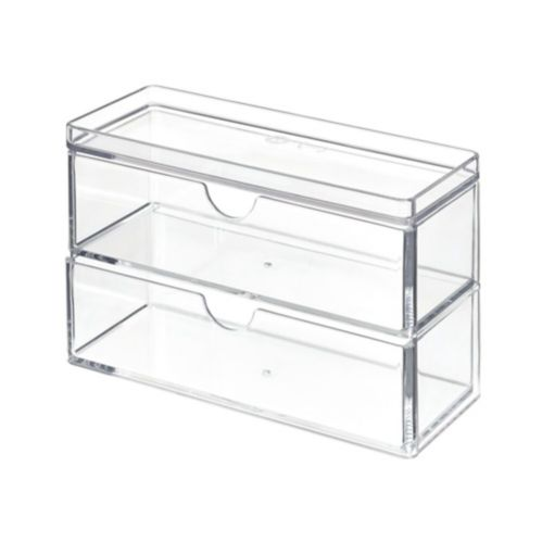 The Home Edit by iDESIGN Mini 2-Drawer Organizer Product image