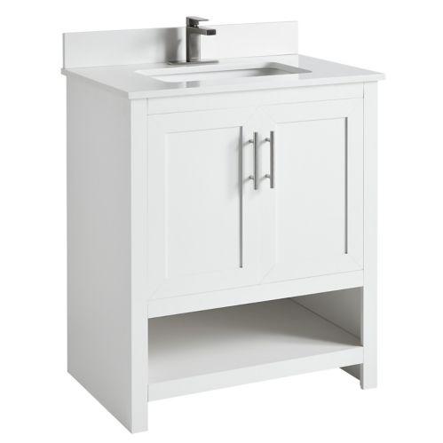 CANVAS Dover 2-Door Bathroom Vanity, 30-in Product image