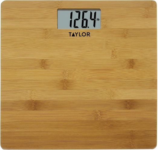 Taylor Digital Bathroom Scale, Bamboo Product image