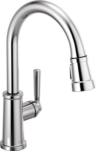 Peerless Westchester 1-Handle Pull-Down Kitchen Faucet, Chrome